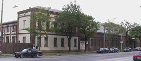 Kromus Fabrik bis 2008