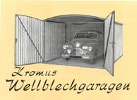 Wellblechgaragen