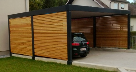 carport doppelcarport carports metall carport wien. Black Bedroom Furniture Sets. Home Design Ideas