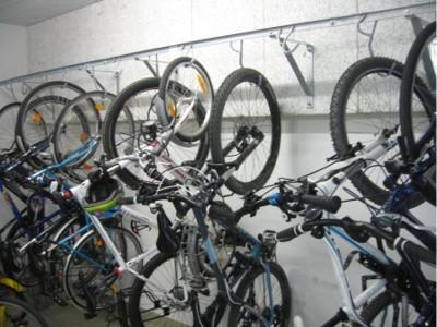 Fahrrad Wandhalterung, Fahrradständer Wand, Fahrradständer Hängend, Radständer Wandmontage, Fahrradständer Wandmontage
