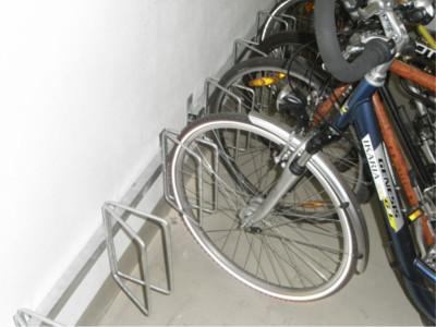 fahrradständer Wand, Fahrradbügel Wandmontage